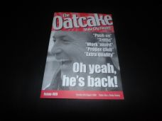 The Oatcake, Issue 400